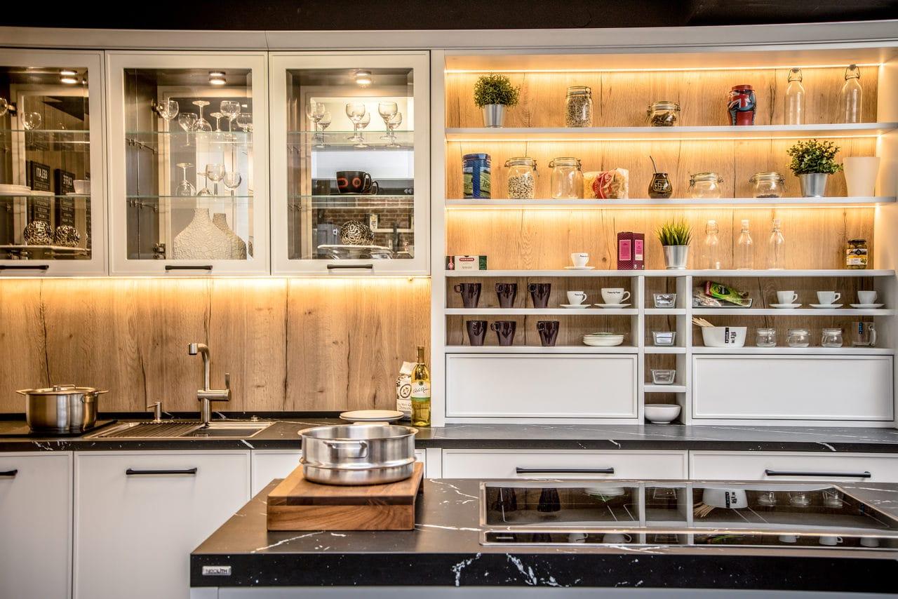 Nowoczesne iklasyczne kuchnie Aran Design
