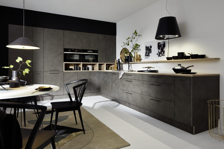 Nowe kolekcje Nolte Kuchen 2021   Galeria wnętrz Warszawa   Home Concept