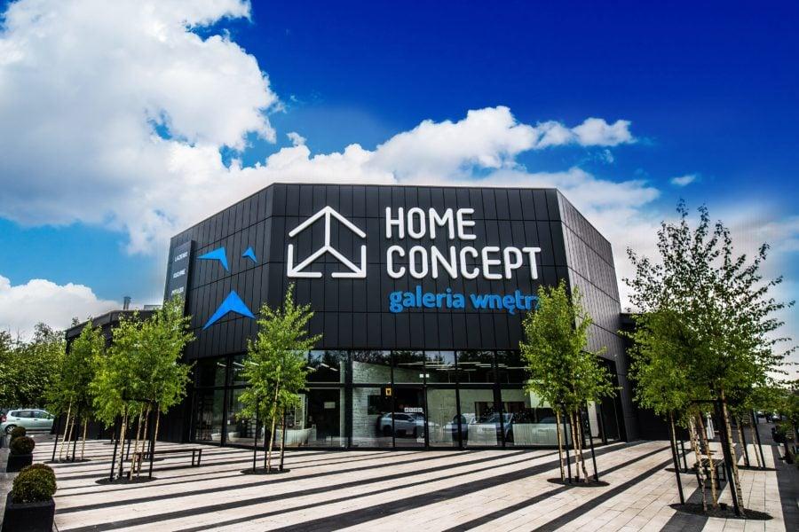 Galeria wnętrz Home Concept w Warszawie